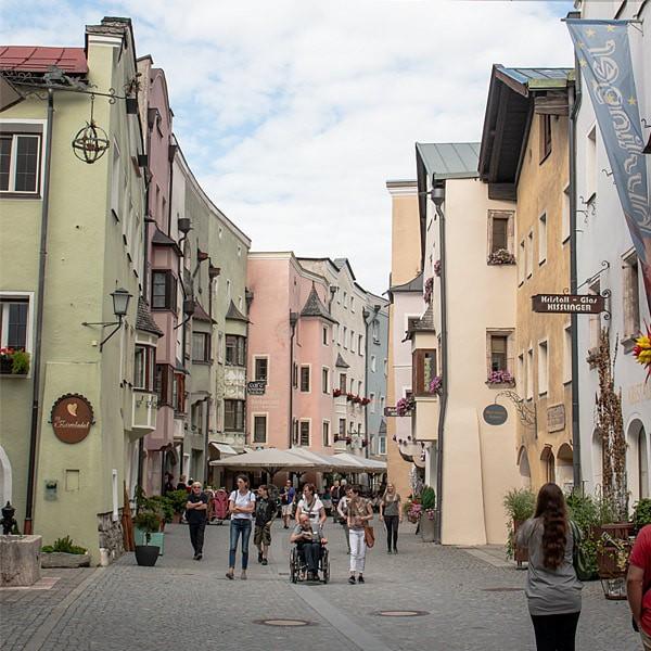Rattenberg Austria - Medieval City