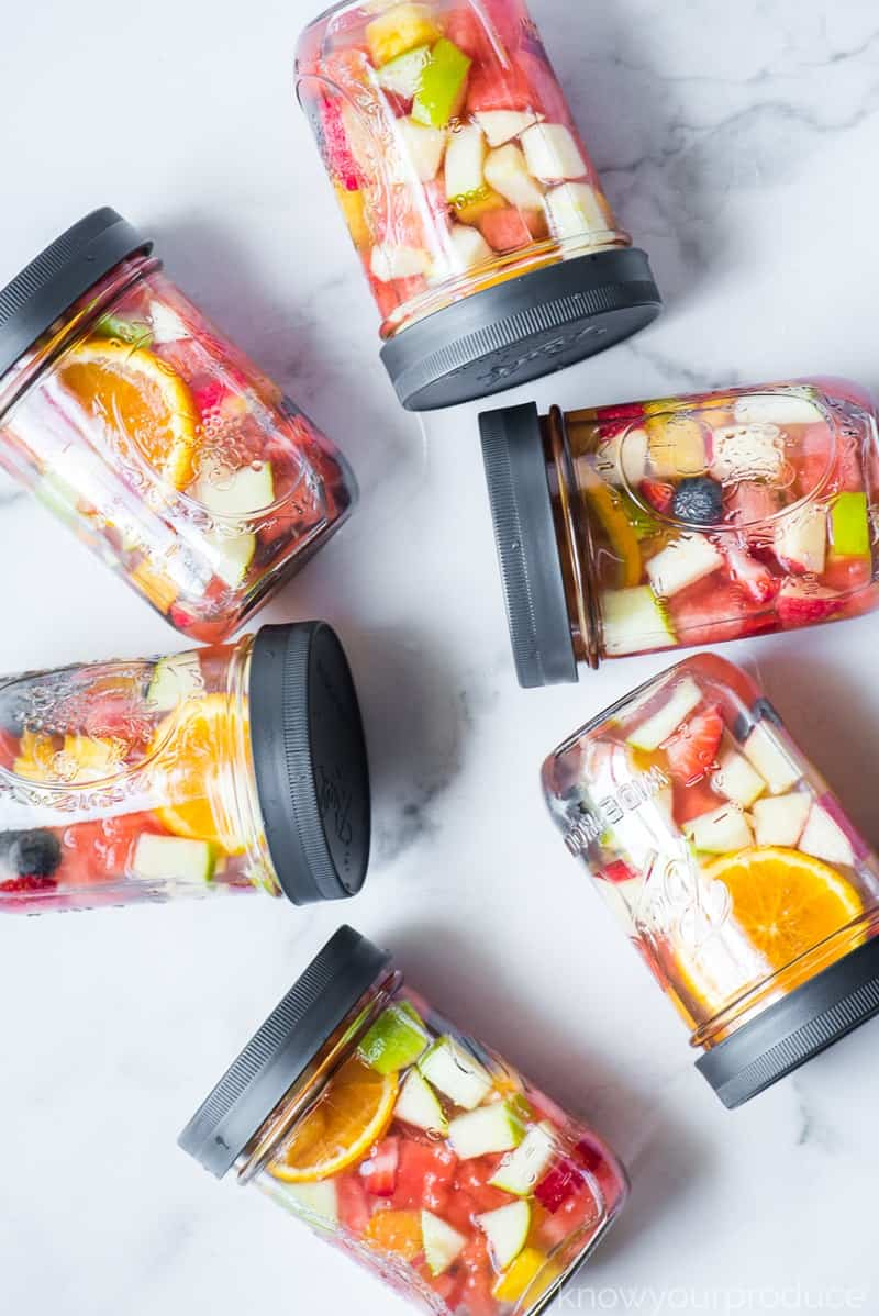 Fruit Salad infused water