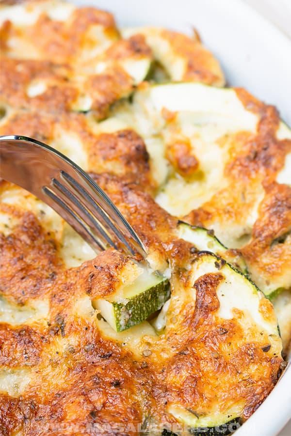 Easy Zucchini Casserole Recipe