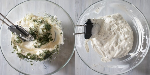 Sour Cream Dill Dip Recipe