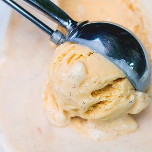 Homemade Vanilla Ice Cream Recipe