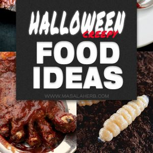 Halloween Food Ideas for Adults