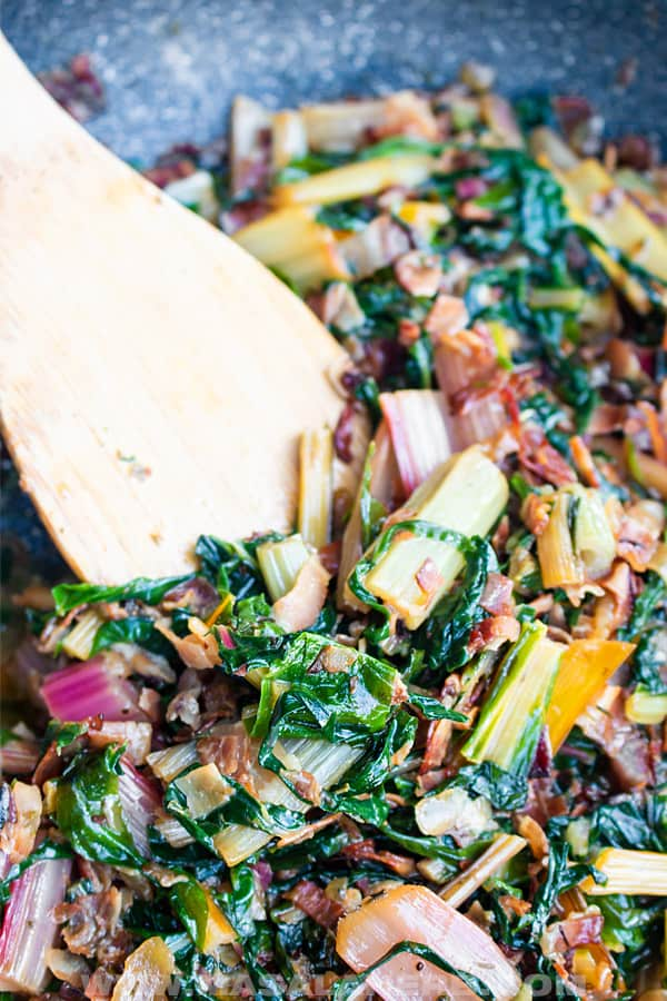 Sauteed Swiss Chard Recipe