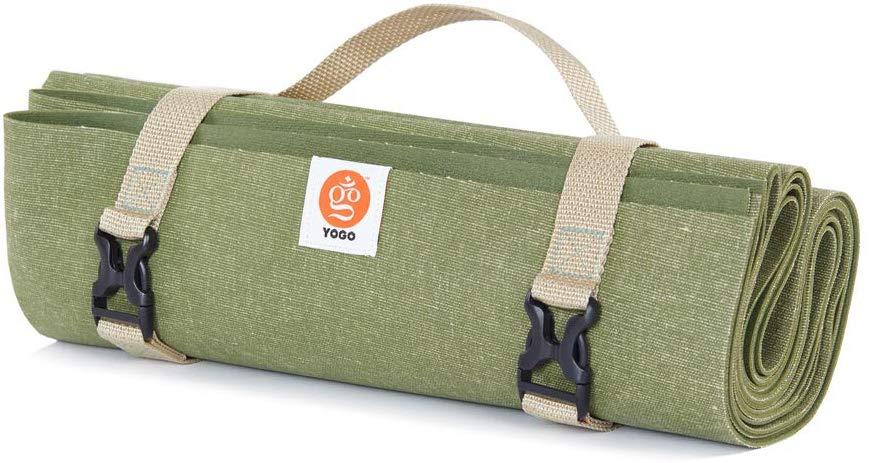 Eco Green Yoga Mat