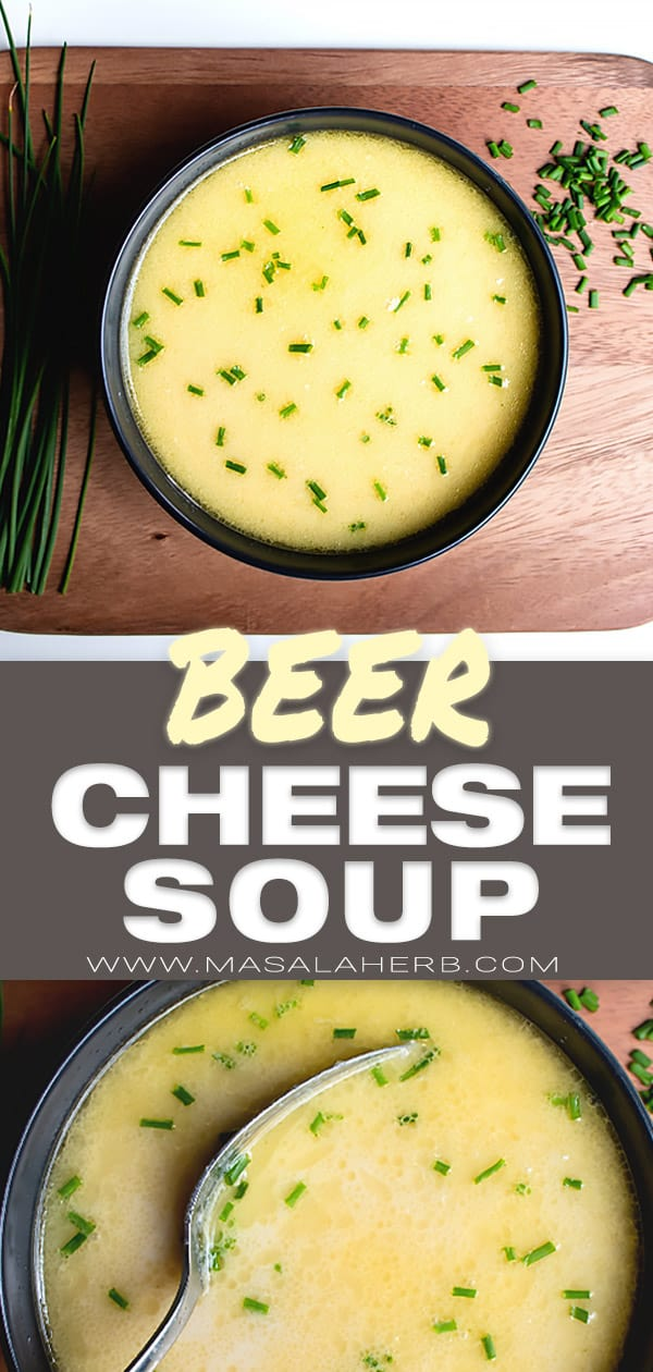 beer cheese soup pin
