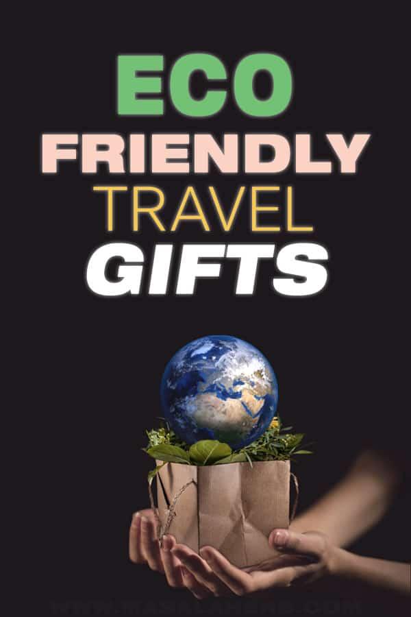 sustainable gift ideas pin