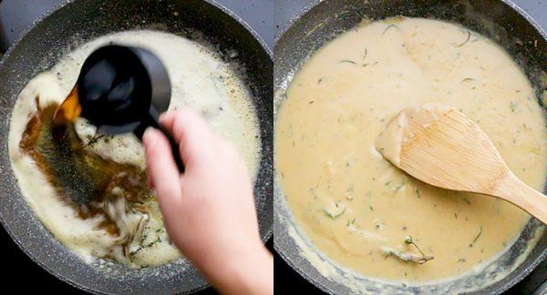 sauce for filet mignon