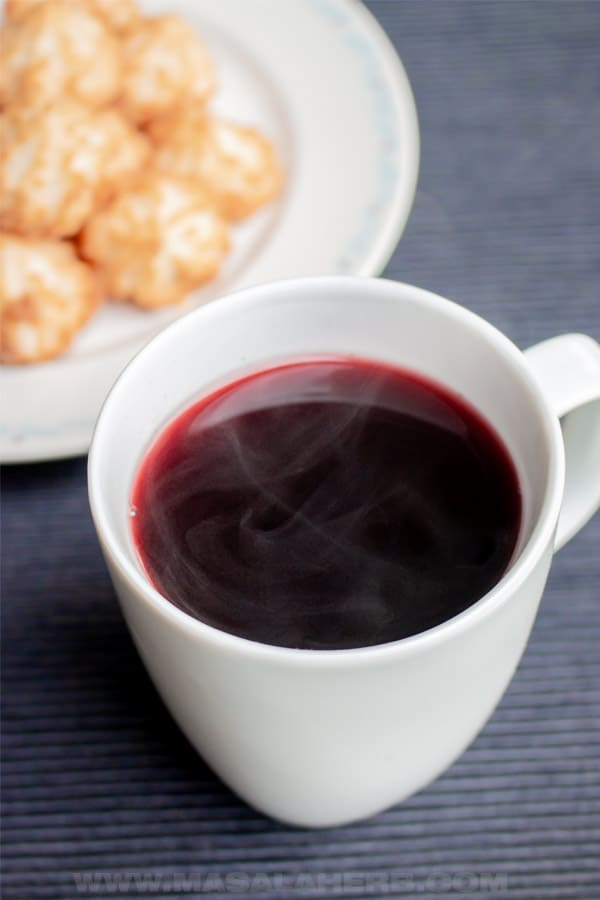 mulled wine homemade