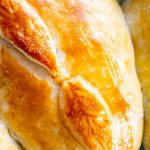 beef pastry parcel