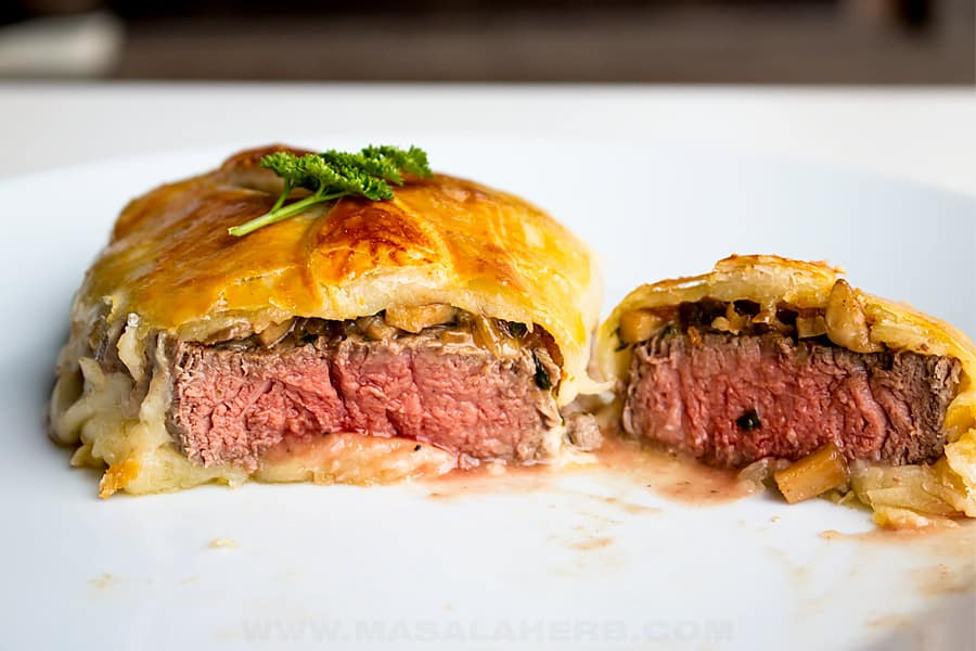 mini beef wellington