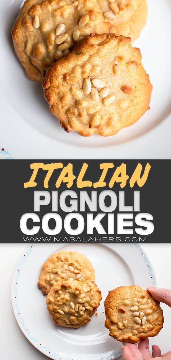 pignolo cookies