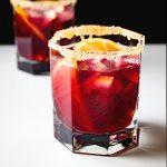 spanish sangria drink