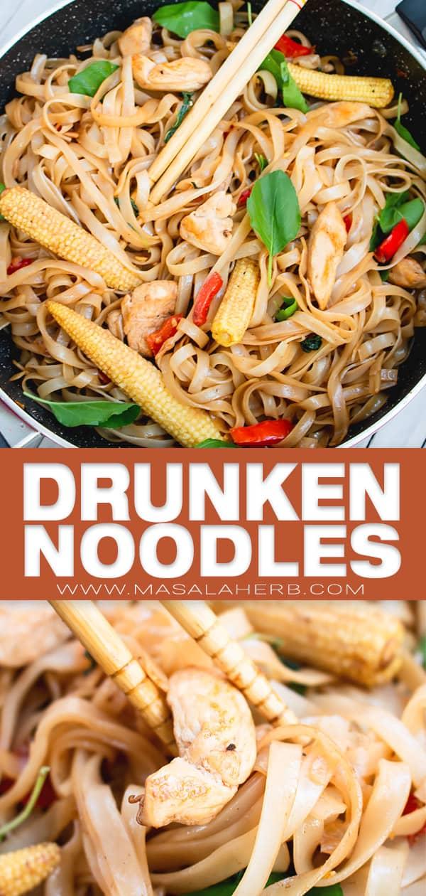 drunken noodles pin