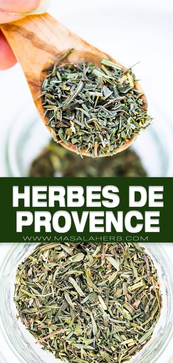 herbes de provence pin image