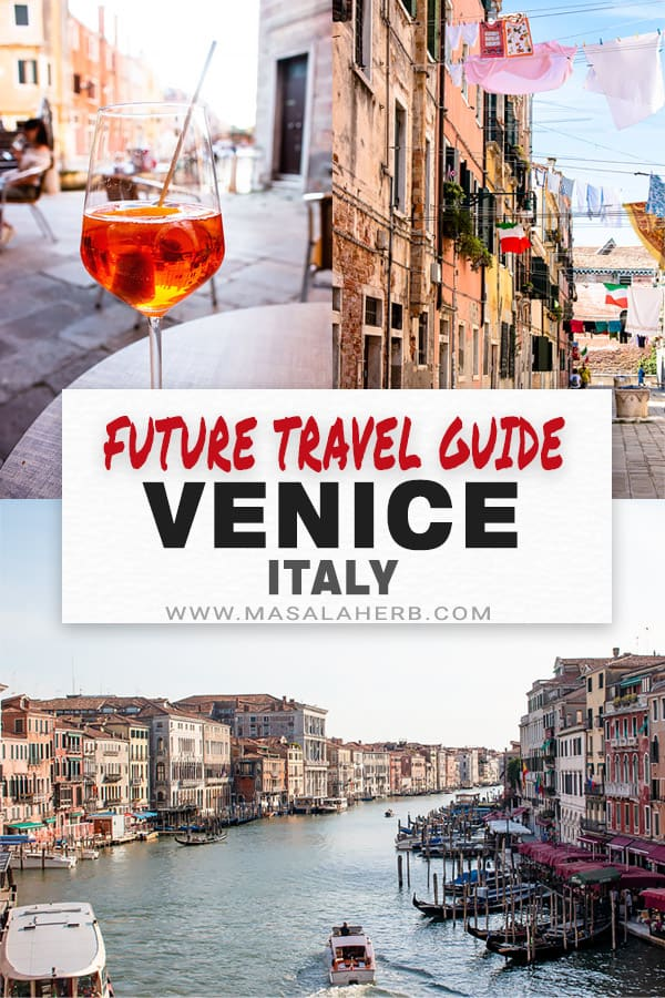 2020 Venice Travel Guide (Italy) pin image