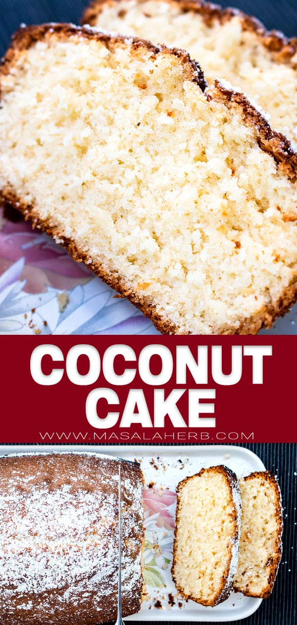 coconut cake pin