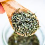spoon of herbes de provence