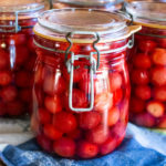 canning cherries unpitted