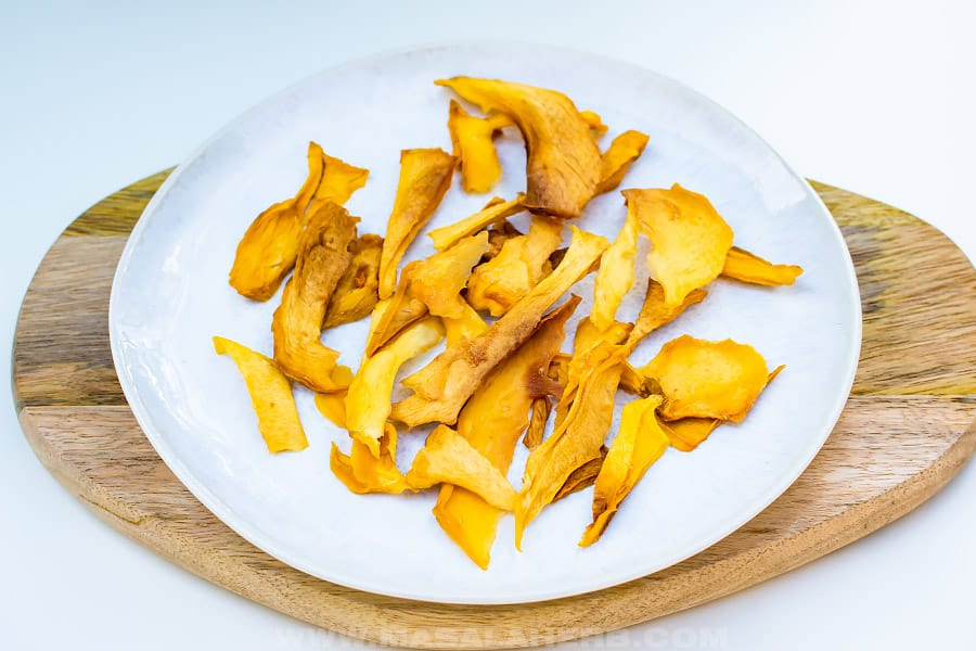 drying mangoes to preserve