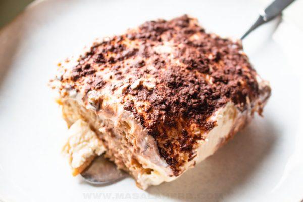 tiramisu cake dessert