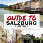 Guide to Salzburg City (Austria) pin image