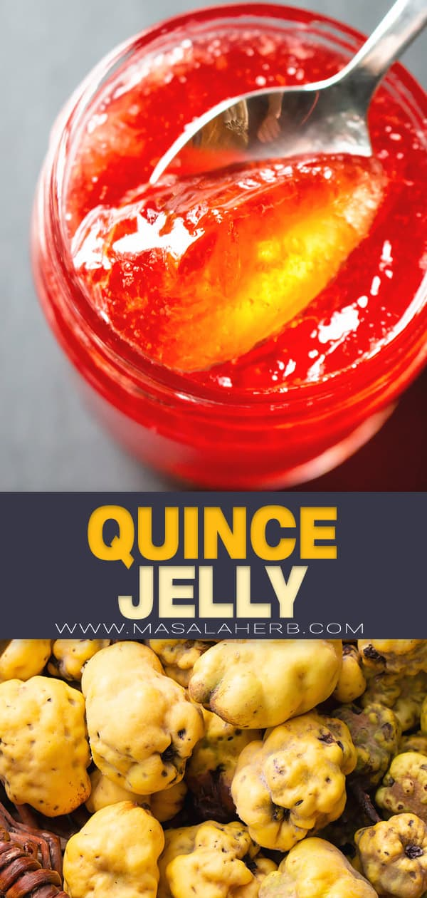 pin picture Quince Jelly