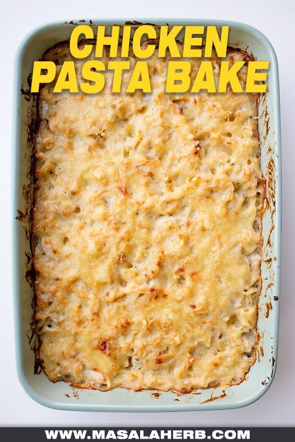 pasta bake with chicken