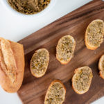 serve up tapenade at a party