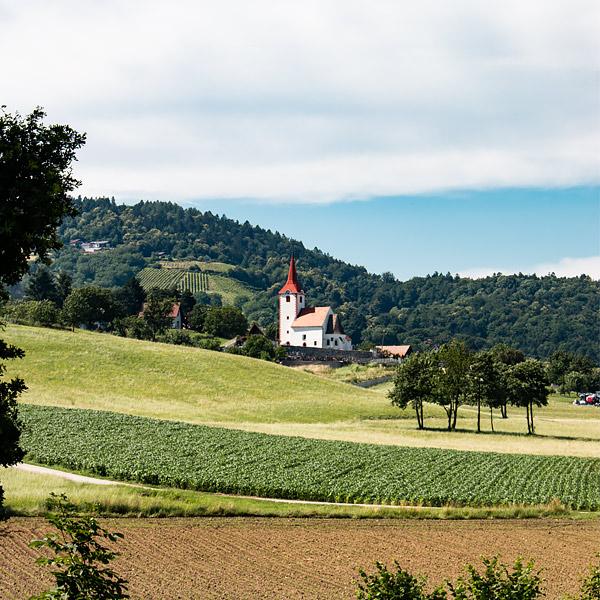 a little village in east Slovenia