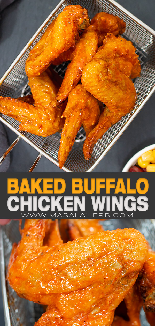 Oven Baked Buffalo Chicken Wings picture