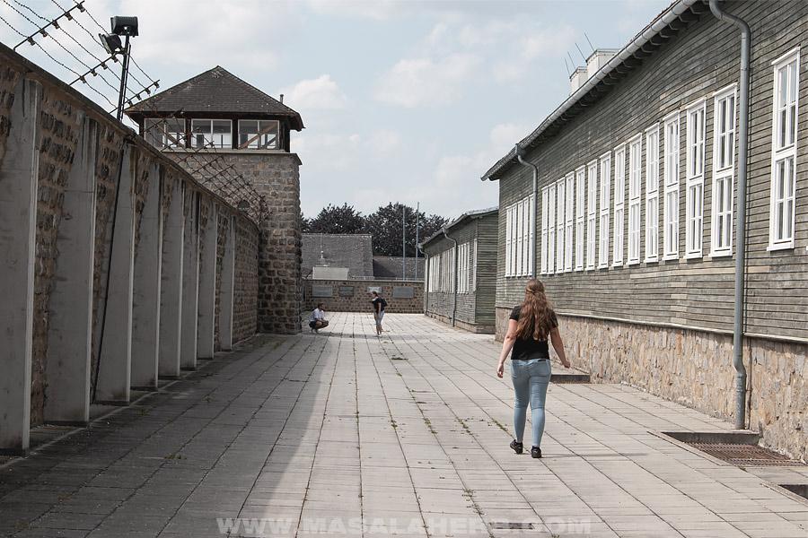 Austria Mauthausen KZ image