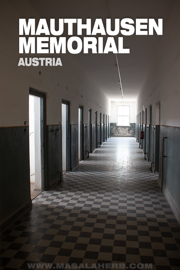 prison of mauthausen alley