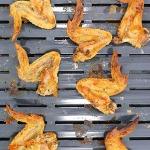 oven baked crispy wings