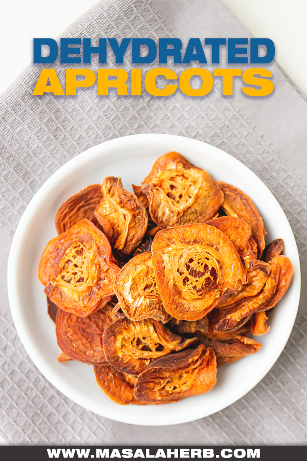 Dehydrated Apricot cover picture