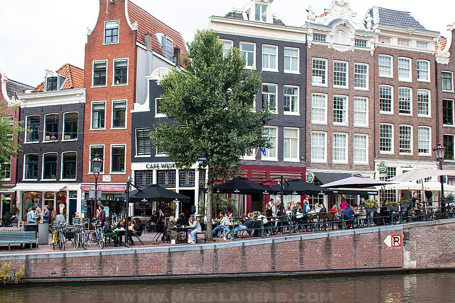 restaurants along the canalnal