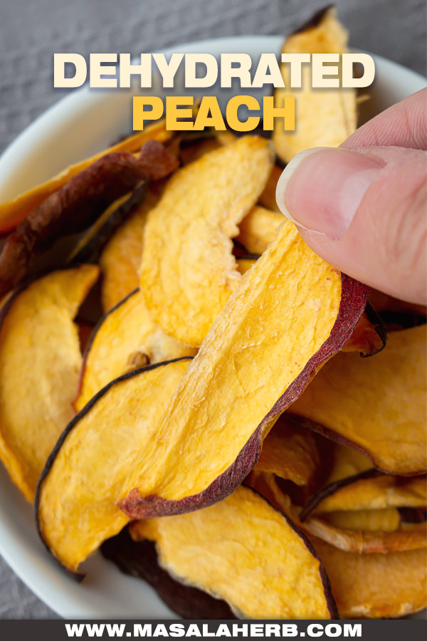 Dehydrated Peach cover picture