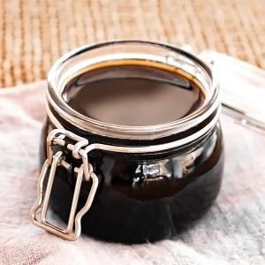 ponzu sauce in a jar
