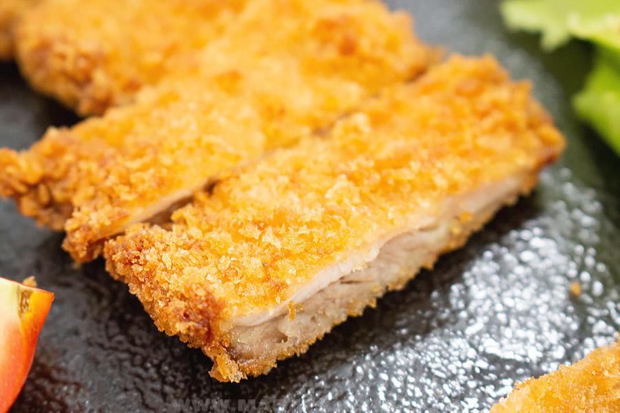 golden fried katsu