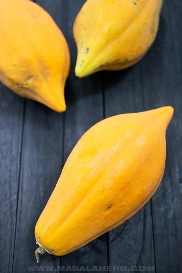 small papaya variety