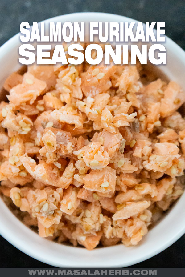 Salmon Furikake Seasoning cover picture