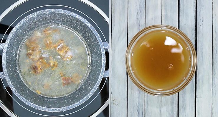 prepare tamarind water